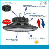 Luz do diodo emissor de luz Highaby do UFO de Exhihition com excitador de Meanwell e Philips 3030