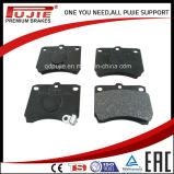 Garnitures de frein de bonne qualité de véhicule de fibre de carbone Maufacturer pour Nissans