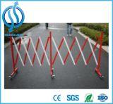 Glissière de sécurité portative en métal de degré de sécurité de route