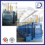 Меньше Expensive Manual Vertical Baler Machine для Sale