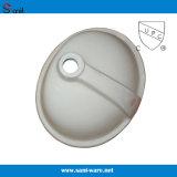 세라믹 물동이, Cupc (SN004)를 가진 마운트 수채의 밑에 사기그릇 수채,