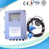 Utente-Friendly registrabile Clamp su Ultrasonic Flow Meter