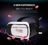 Vidrios 2016 del juego video del receptor de cabeza de la cartulina 3D de Vr Google