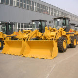 Quality eccellente Mini Wheel Loader con CE