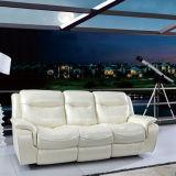 Recliner-Sofa mit Speichertisch (883#)