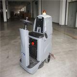 Equipo Handheld manual de gran alcance de la limpieza del suelo para Floor008 de epoxy
