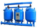 L'eau d'irrigation de filtrage avec le contrôle de différence de pression de filtres de medias de sable/gravier