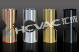 Hcvac PVDのチタニウムの真空のめっき機械、チタニウムの窒化物PVDの真空メッキ装置