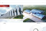 bobinas do alumínio do revestimento de 1250mm PVDF para Arábia Saudita