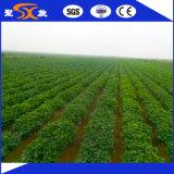 Plantador do amendoim das Quatro-Fileiras com Fertilingzing e membrana