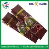 Металлический материальный мешок кофеего с бортовыми Gussets