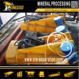 Macchina d'alimentazione estraente alimentatore vibratorio della vaschetta per la macchina di preparazione del minerale metallifero