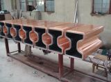 Steel Billet Continuous Casting MachineのためのクリスタライザーCopper Mould Tubes