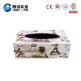 Caixa de madeira do tecido do MDF com certificado do GV (SCTB00024)