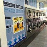 Das 2016 neue Produkt-Doppelte stapelt Edelstahl-waschende trocknende Maschine