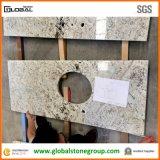 Dessus blancs Polished de vanité de granit du Brésil pour des suites de Homewood