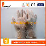 Vinl Exam Gloves Powder 또는 Powder Free Working Gloves (DPV701)