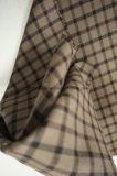 Compruebe Tela de lana