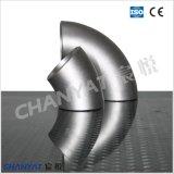 Cotovelo do aço inoxidável do Bw-Encaixe de ASTM (A403 304, 310S, 316, 317, 321, 347)