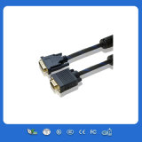 Norm 15pin VGA Male aan VGA Male Cable 10 voet