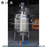 스테인리스 Steel Food 또는 Pharmaceutical Industry Impelling Tank Stirrer Tank