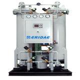 Верхний генератор азота газа Saling