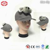 Il modo australiano del cotone scherza il cappello grigio della protezione del Koala su ordinazione