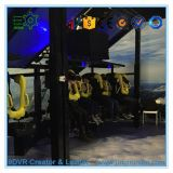 7seat Multiseat 9d virtuelle Realität Flight Simulator Rotation Electric Vr Flight Cinema Replace 7D 5D 4D 3D Pheumatic und Hydraulic System Theater