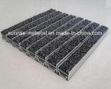 Perfil de alumínio para o anti cheiro da escada do deslizamento