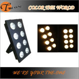 다채로운 빛 8 눈 LED 경청자 곁눈 가리개 빛