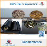 Ровное Textured Surface HDPE Pond Liners для Fish Shrimp Farm