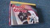 La nouveauté électronique de gants de piano joue les gants électroniques