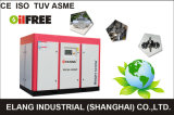 Compressor de ar giratório de venda do parafuso do petróleo da boa qualidade da fábrica o melhor livre