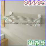 Edelstahl Chromed Plated Towel Rack mit Air Suction Cup Absorb
