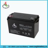 12V 100ah UPS-Gebrauch-AGM gedichtete Leitungskabel-saure nachladbare Batterie