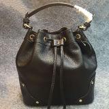 Sac à main à tambour en cuir Emg4569 de relation étroite de sac d'épaule de fille de mode