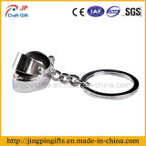 2016 Custom Wholesale Promotion Fashion Metal Casque Key Chain