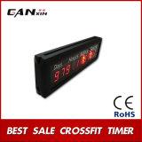 "[Ganxin] 1.8 ""9 디지털 워드 ""일, Hrs ""를 가진 소형 벽 세계 시간 LED 타이머"