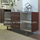 Sala de estar de estilo moderno italiana Guarda-louça de madeira (SM-D44)