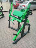 Máquina da força/ginástica de /Hammer do equipamento da aptidão/bíceps assentado
