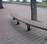 Langes Material der Garantie-WPC für grünes Baumaterial 135*25