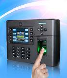 De Lezer van het identiteitskaart en het Apparaat van het Toegangsbeheer van de Vingerafdruk Met Interne Camera (TFT900/ID)