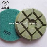 Пусковая площадка диаманта таифуна Cr-14 влажная сухая полируя для конкретного пола