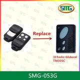 Telecontrol superior de la copia de Quanlity Gliderol, código del balanceo de la copia TM-305c, 315MHz