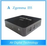 2016 лидирующих двойных коробок Zgemma I55 WiFi IPTV Сталкера OS Enigma2 Satip Linux сердечника