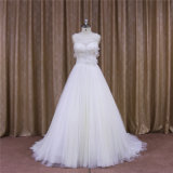 Kapelle Train A - Zeile Bridal Gown Bridal Sash
