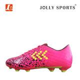 Атлетические функциональные ботинки футбола обуви с ногтями для людей