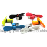 China Manufacturer Supply Mini Portable USB Fan für Phone