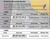 Bimetal bimetálico Holesaw de la alta calidad del OEM