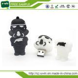 Blitz-Laufwerk USB Star Wars-8GB mit freien Proben